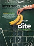 Internet Retailer Magazine September 2017 | A Bigger Bite into Groceries
