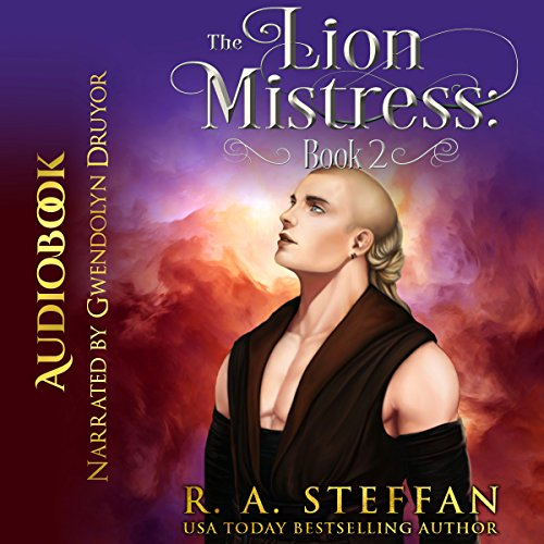 The Lion Mistress: Book 2 (The Horse Mistress 6) audiobook cover art