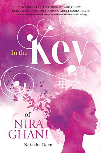 In the Key of Nira Ghani by [Natasha Deen]