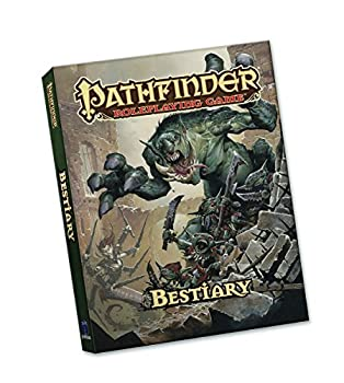Pathfinder Roleplaying Game  Bestiary  Pocket Edition