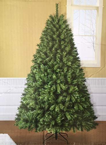 Árvore De Natal Pinheiro 2,40 M 240 Cm 1482 Galhos Smsc