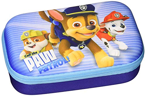 UPD Character Pencil Case - Hard Shell Pencil/Storage Box (Paw Patrol)