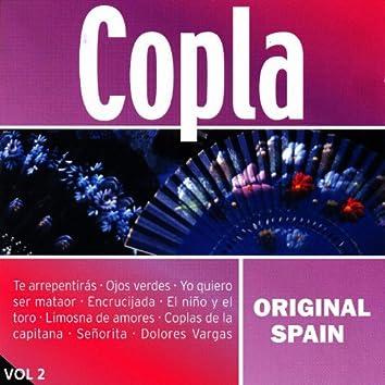 Original Spain: Copla Vol.2
