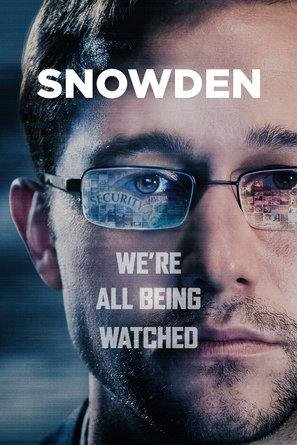 Import Posters Snowden – U.S Movie Wall Poster Print - 30CM X 43CM
