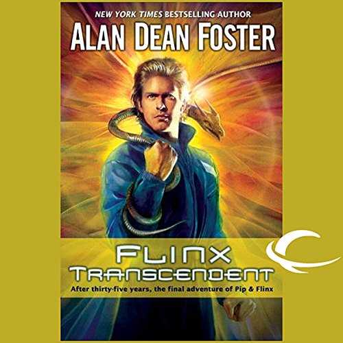 Flinx Transcendent audiobook cover art