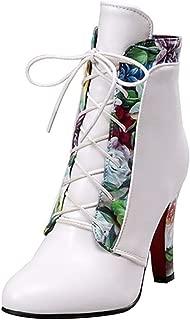 Zanpa Women Classic Martin Boots Ankle High