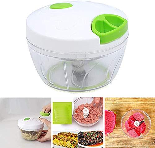 Handmixer Handleiding Voedsel Chopper Multifunctioneel Huis Keuken Blender Groente Vlees Fruitsalade Knoflook Moer Kruid Keuken Snijmachine Gehaktmolen