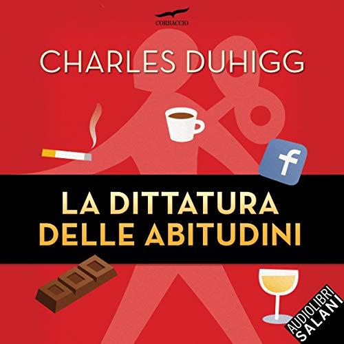 『La dittatura delle abitudini』のカバーアート
