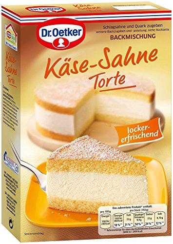 Dr. Oetker Käse Sahne Torte (1 x 385 g)