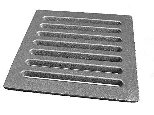 Ascherost für TermaTech-Kaminofen TT10, TT20, TT21, TT22, TT30 oder TT60 mit 16,8 cm x 16,8 cm
