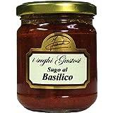 地中海フーズ トマトとバジルのパスタソース 180g