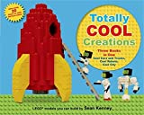 Totally Cool Creations: Three Books in One; Cool Cars and Trucks, Cool Robots, Cool City (Sean Kenney's Cool Creations)