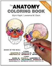 The Anatomy Coloring Book by Wynn Kapit Lawrence M. Elson(2013-04-06)