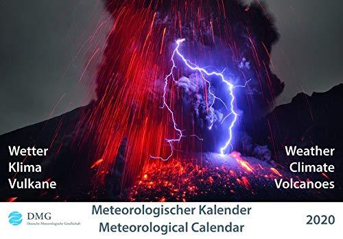 Meteorologischer Kalender 2020 - Meteorological Calendar: Wetter, Klima, Vulkane - Weather, Climate, Volcanoes