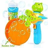 Best Bubble Guns - BENOKER Bubble Gun for Kids - Non-Toxic Bubble Review