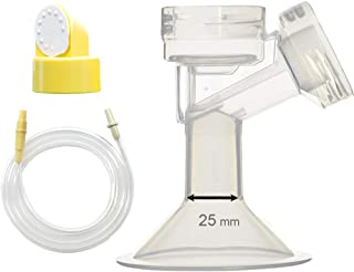 Swing Tubing and Breast Pump Kit for Medela Swing Breastpump. Inc. 1 Medium Breastshield (Comparable to Medela Personalfit...