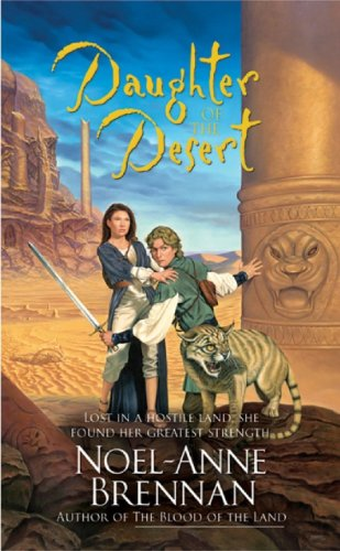 Daughter of the Desert (English Edition)