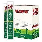 Vermont Smoke & Cure Jerky Sticks - Antibiotic Free Beef & Pork Sticks - Gluten Free - Great Keto...