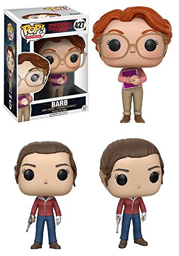 Funko POP! Stranger Things: Nancy + Barb