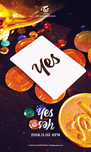 [album]Yes Or Yes: 6th Mini Album – TWICE[FLAC + MP3]