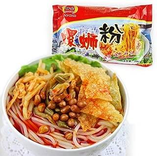 柳全 正宗非油炸 螺蛳粉 袋装 LIUQUAN Instant Spicy Luoshi Rice Noodle 268g (Pack of 3)