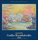 DuMonts Großer Kunstkalender 2020 - Klassische Moderne, Impressionisten, Expressionisten - Wandkalender Format 45 x 48 cm - DUMONT Kalenderverlag