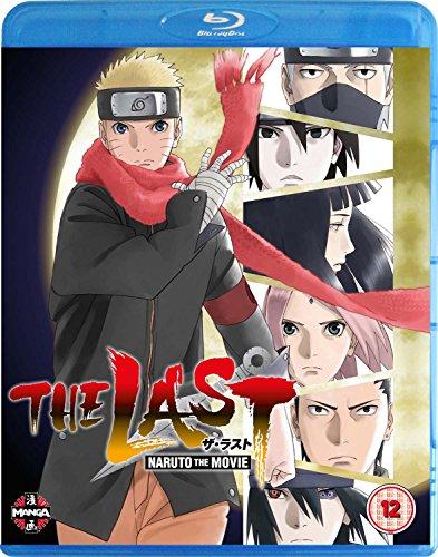 The Last Naruto Movie [Edizione: Regno Unito] [Edizione: Regno Unito]