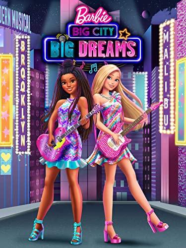 Barbie: Big City Big Dreams