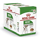 Royal Canin Mini Adulto Wet Salsa 85gr (Pack 12x85gr)