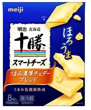 明治『北海道十勝 スマートチーズ』