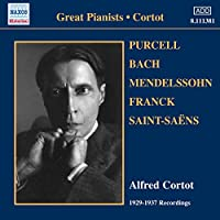 Purcell/Bach, J.S./Mendelssohn