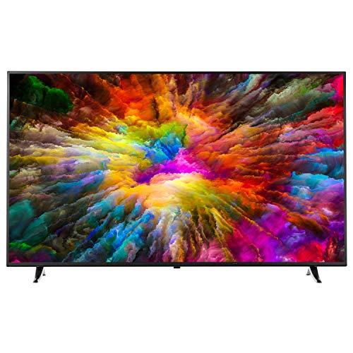MEDION X16515 163,8 cm (65 Zoll) UHD Fernseher (Smart-TV, 4K Ultra HD, Netflix, WLAN, HD Triple Tuner, DVB-C, DVB-S2, CI+, DTS HD)