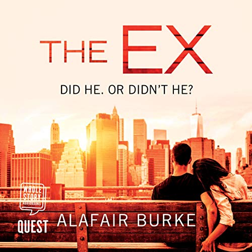 The Ex audiobook cover art