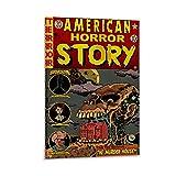 American Horror Story Retro-Poster, Trompete,