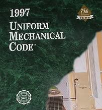 1997 UNIFORM MECHANICAL CODE (75th Anniversary ICBO)
