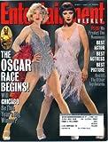 Entertainment Weekly January 17 2003 Catherine Zeta-Jones, Renee Zellweger, Chicago, The Batchelorette, Susan Tedeschi
