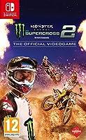 Monster Energy Supercross - The Official Video Game 2 (Nintendo Switch) (輸入版)