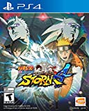 Naruto Shippuden: Ultimate Ninja Storm 4 (PS4) UK IMPORT
