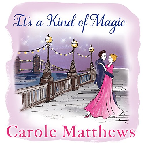 It's a Kind of Magic audiobook cover art