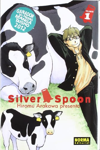 SILVER SPOON 01 (CÓMIC MANGA)