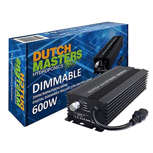 Dutch Masters - EVSG 250W 400W 600W 660W Vorschaltgerät NDL MH HPS Growbox