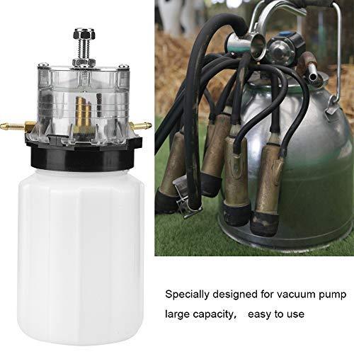 HEEPDD Kunststoff melkereimer vakuumpumpe melkeröl Topf kann für Kuh Schaf Ziege melkmaschine zubehör