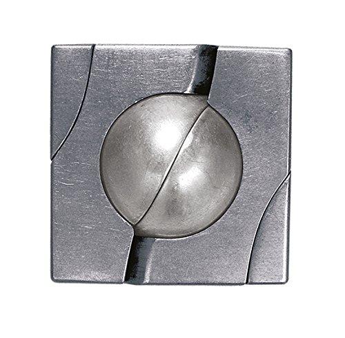 Cast Puzzle 52473759 - Denkspiel Murmel Level 5 aus Gießzink