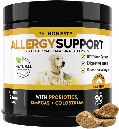 Top 10 best selling list for anti yeast supplements for dogs