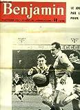 Journal Benjamin N°104 : La coupe du monde de Rugby à XIII - L'épopée de Kitimat - Sept mois sur le navire la 'Jeanne d'Arc'