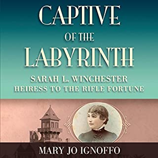 Captive of the Labyrinth audiobook cover art