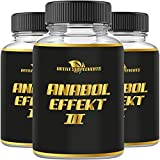 Anabol Effect 3 - Muskelaufbau - Extrem Anabolika - stärkster Testosteron Booster