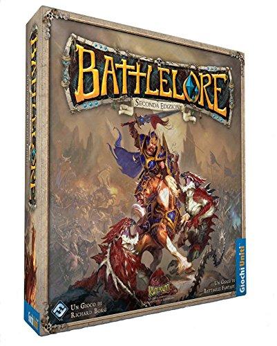 Giochi Uniti - Battlelore, zweite Edition, Brettspiel, Mehrfarbig, GU283