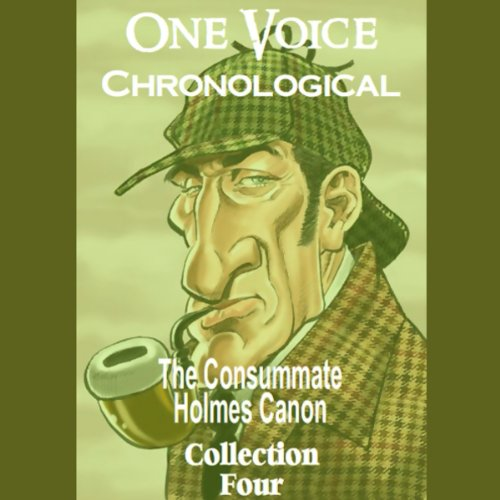 One Voice Chronological audiobook cover art