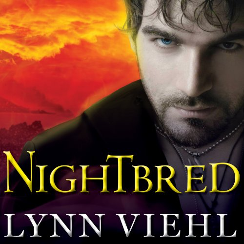 Nightbred audiobook cover art